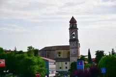 l'Italie Hurch de ¡ de Ð en San Zeno di Montagna photo libre de droits
