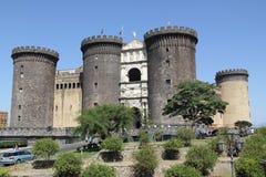 L'Italie, Naples images libres de droits