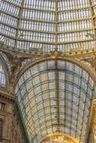 L'Italie, Naples, galerie 02,01,2018 d'Umberto Photos stock