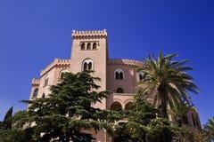 l'Italie Palerme Sicile image libre de droits