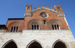 l'Italie - Piacenza Photos stock