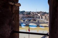 L'Italie, Rome, Image stock