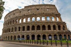 L'Italie Rome Colosseum Image libre de droits