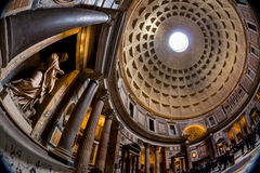 L'Italie, Rome, Panthéon Photo stock