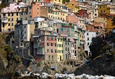 l'Italie scénique - le Cinque Terre Image libre de droits