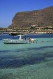 L'Italie, Sicile, île de Favignana photo libre de droits