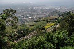L'Italie, Sicile, Erice, Image libre de droits