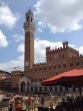L'Italie, Toscane, Sienne Images libres de droits