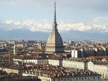 l'Italie Turin image libre de droits