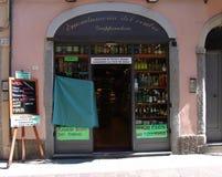 l'Italie Venise Boutique de cadeaux Photo stock