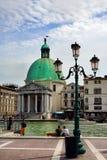 l'Italie Venise, gare ferroviaire d'endroit Photos libres de droits