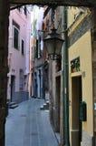 l'Italie, Vernazza Photos libres de droits