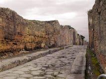 L'Italie, ville de Naples Photos stock