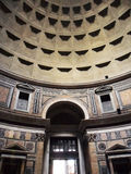 L'Italie, ville de Rome, Partheon Photo stock