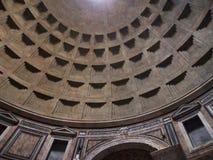 L'Italie, ville de Rome, Partheon Images stock