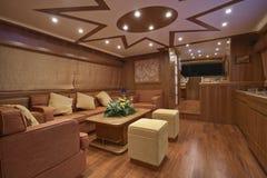 l'Italie, yacht de luxe Rizzardi Technema 65 \ ' Photographie stock libre de droits