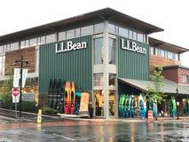 L.L. Bean at Legacy Place, Dedham, MA. The L.L. Bean located at Legacy Place in Dedham, MA Stock Images