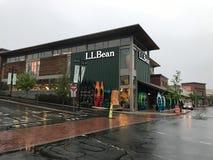 L.L. Bean at Legacy Place, Dedham, MA. The L.L. Bean located at Legacy Place in Dedham, MA Royalty Free Stock Image