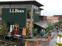 L.L. Bean at Legacy Place, Dedham, MA. The L.L. Bean located at Legacy Place in Dedham, MA Stock Photos