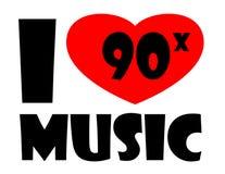 L liefdemuziek Royalty-vrije Stock Fotografie