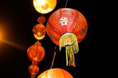 L?mparas chinas fotografía de archivo libre de regalías