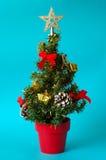 L'Natale-albero Immagini Stock