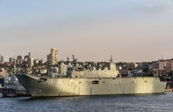 L02 Navy ship at Royal Australian Navy Heritage Centre, Sydney Australia