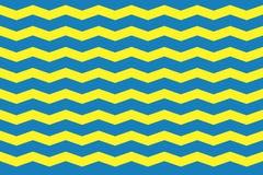 L?neas onduladas incons?tiles modelo Fondo abstracto monocrom?tico geom?trico Papel pintado simple para la bandera Dise?o de la r stock de ilustración