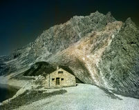Lünersee Stock Photo