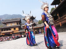 L'an neuf de Hmong Images stock