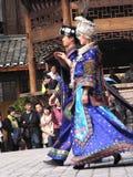 L'an neuf de Hmong Photos libres de droits