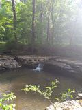 L'oasis de Naturephotographie stock libre de droits