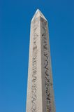 L'obélisque de Theodosius Image stock
