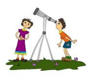 L'observation Photo stock