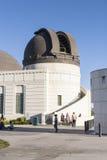L'observatoire de Griffith est ouvert Photos stock