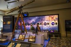 L'observatoire de Griffith, Los Angeles, la Californie Photo libre de droits