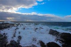 L'océan arctique Image libre de droits