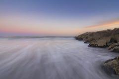 l'Océan Atlantique Photographie stock