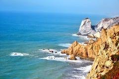 l'Océan Atlantique. Photo libre de droits