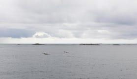 l'Océan Atlantique photos libres de droits