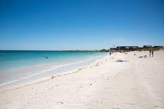L'Océan Indien à la plage de Coogee Photo libre de droits