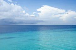 L'Océan Indien Images libres de droits