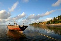 L'Océan Indien Photographie stock