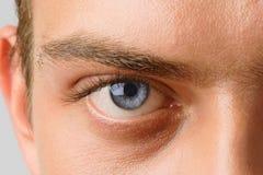 L'occhio Fotografie Stock
