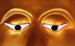 L'occhio di Buddha Fotografia Stock Libera da Diritti