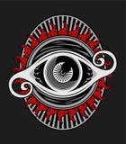 L'occhio di Horus Immagini Stock