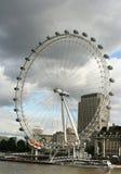 L'occhio di Londra fotografie stock