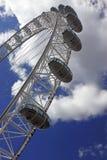 L'occhio di Londra a Londra, Regno Unito è la ruota panoramica più alta Immagine Stock Libera da Diritti