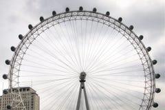 L'occhio di Londra spinge dentro Londra, Regno Unito Fotografie Stock Libere da Diritti