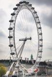 L'occhio di Londra spinge dentro Londra, Regno Unito Fotografie Stock